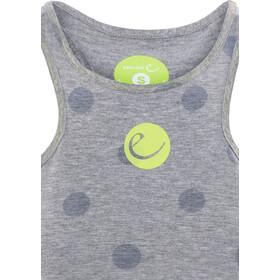 Edelrid Wallerina II - Camisa sin mangas Mujer - gris